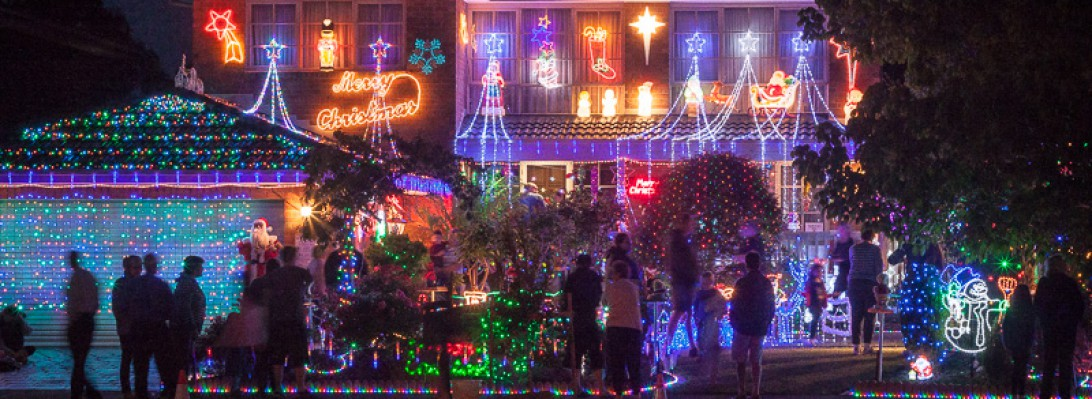 Christmas Lights Melbourne - Media €� Christmas Lights Melbourne